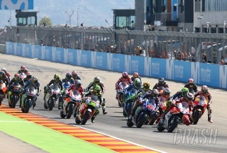 MotoGP: Six compound target for Michelin at Aragon