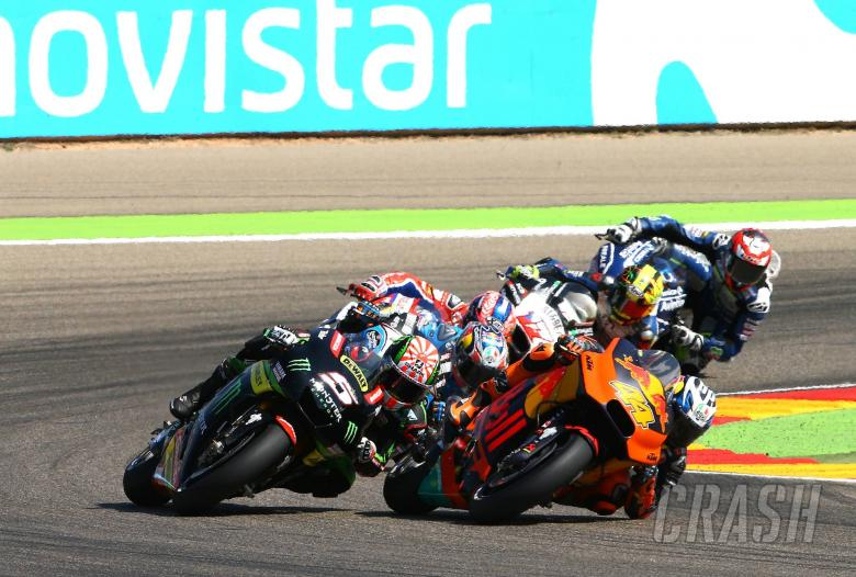 MotoGP: Espargaro: 'Best ever race... KTM had the balls'