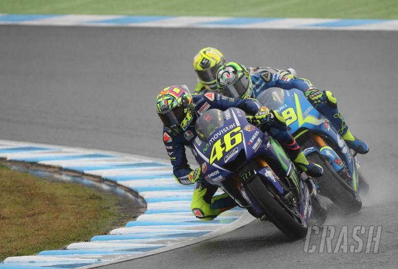 MotoGP: Rossi: Big trouble, big frustration