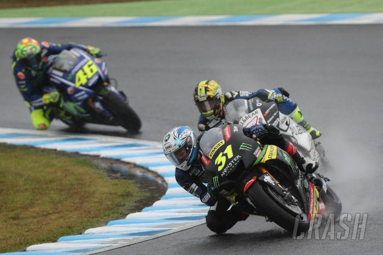 MotoGP: Rossi impressed by Tech 3 stand-in Nozane
