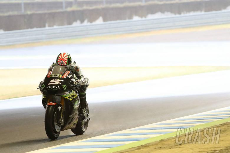 Zarco sensing opportunity after fifth fastest time