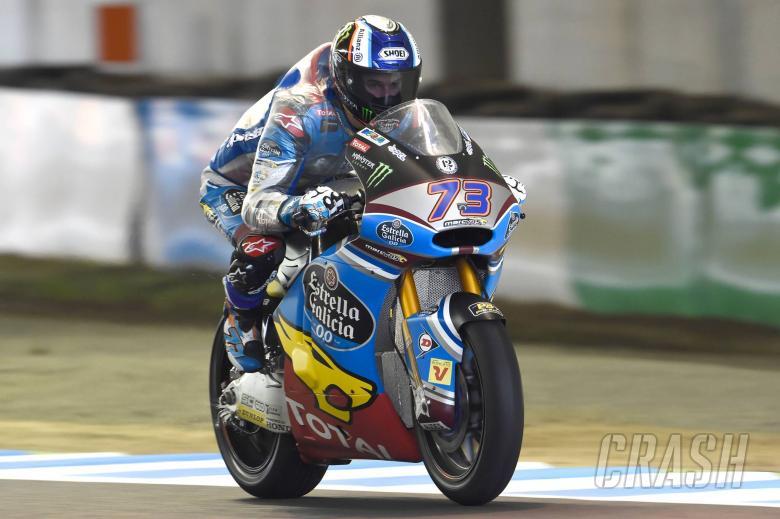 MotoGP: Moto2 Japan - Race Results