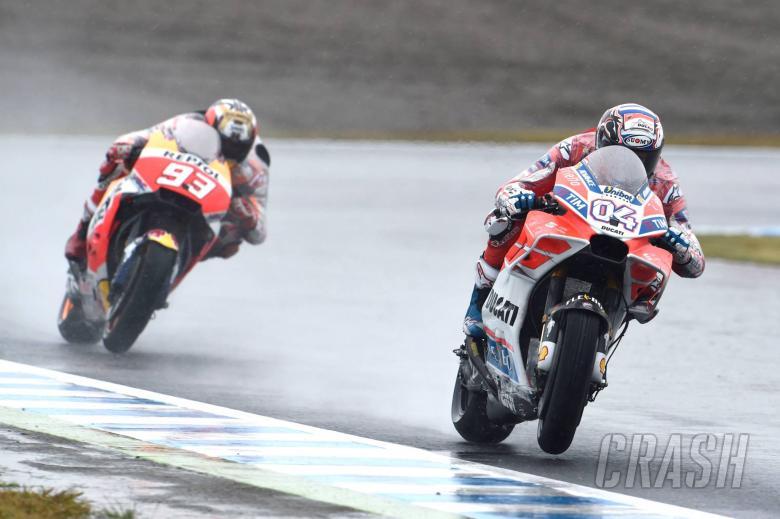 MotoGP: Dovi: I've got measure of Marquez