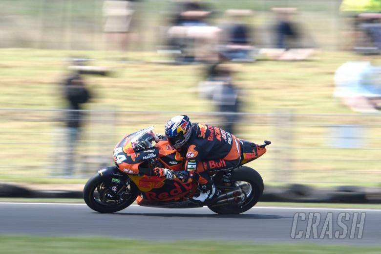 MotoGP: Moto2 Australia - Free Practice (3) Results