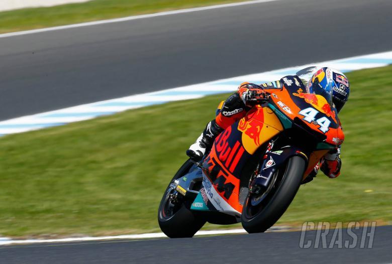 MotoGP: Moto2 Australia: Supreme Oliveira secures first KTM win