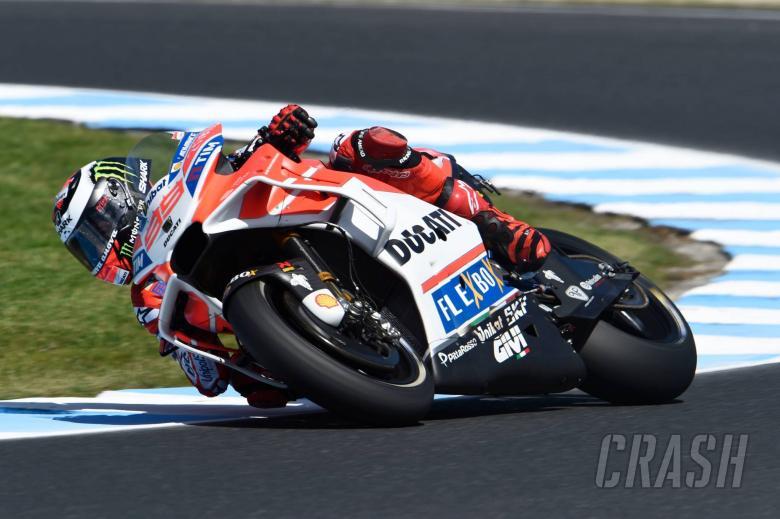 MotoGP: New fairing but same problems, says Lorenzo