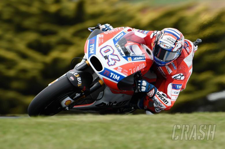 MotoGP: Dovizioso confident of podium pace after disastrous qualifying