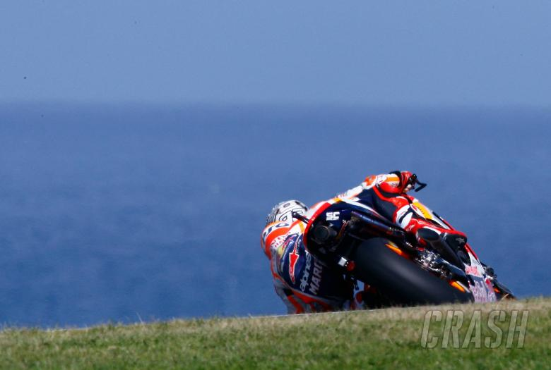 MotoGP: Australian MotoGP - Full Qualifying Results