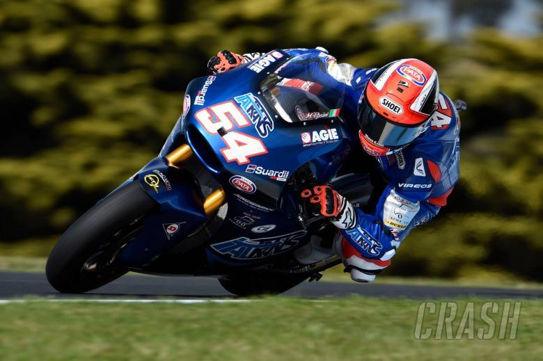 MotoGP: Moto2 Australia - Qualifying Results