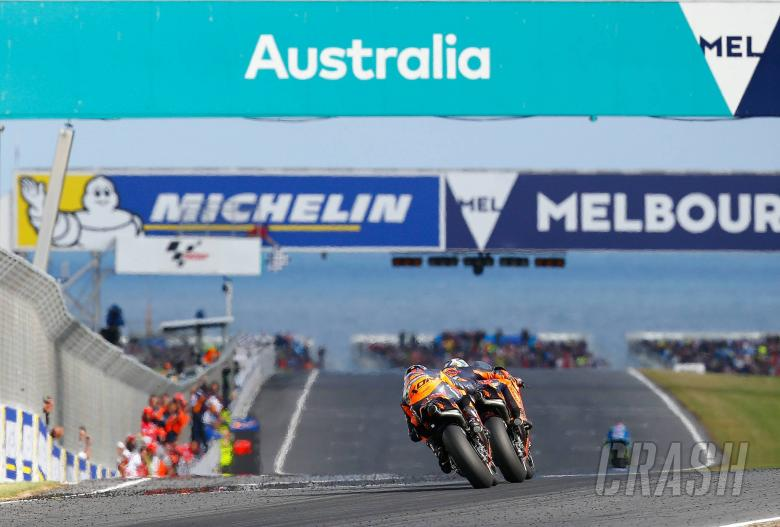 motogp phillip island one not to miss as an opportunity for ktm