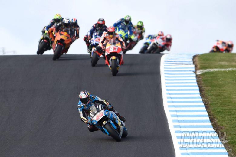 Miller: It felt like Moto3 all over again