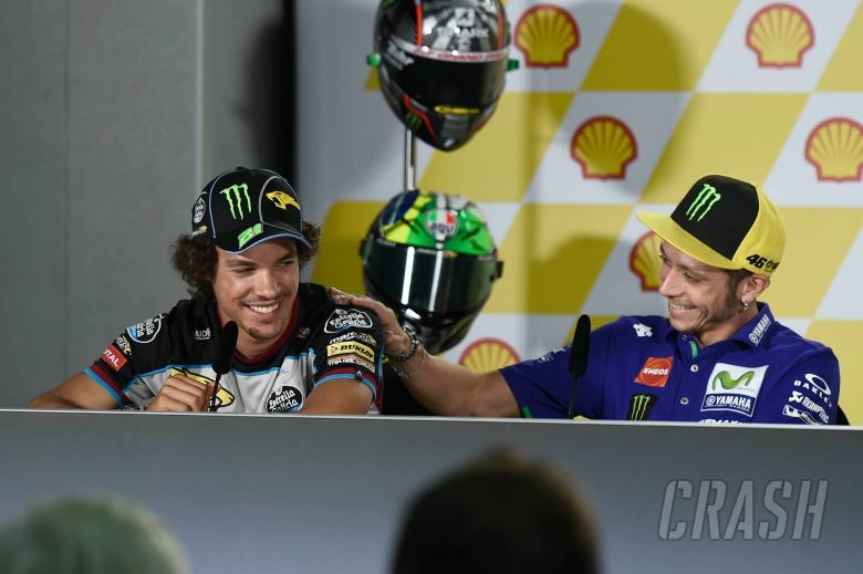 MotoGP: MotoGP Gossip: Impossible to replace Rossi, says Morbidelli