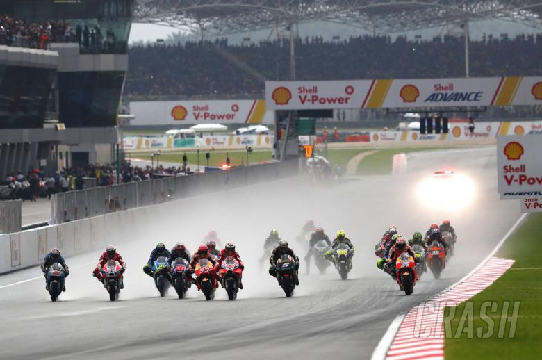 MotoGP: 2018 MotoGP, Moto2 and Moto3 entry lists