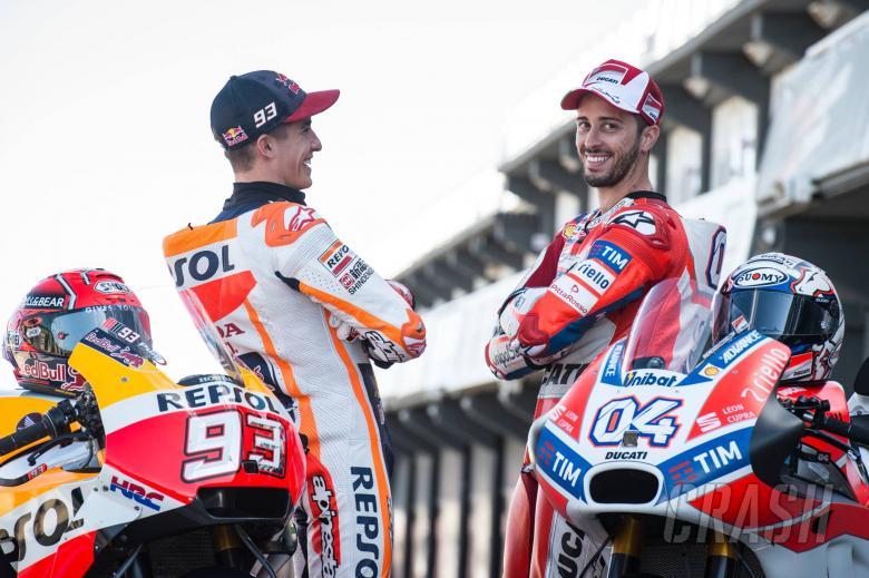 MotoGP: Dovizioso no longer the dark horse: 'It's positive'