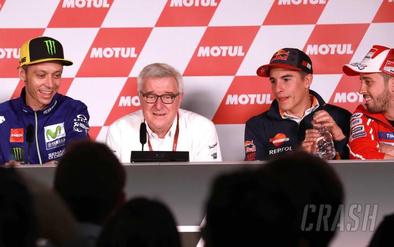 Nick Harris tentang era terbaik MotoGP dan apa yang membuat Marquez spesial