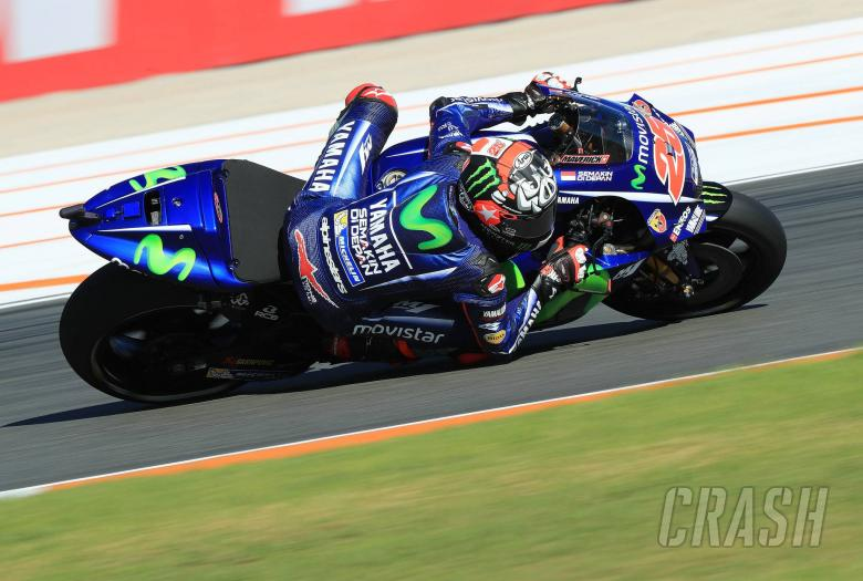 MotoGP: Vinales: 2016 chassis 'felt great'