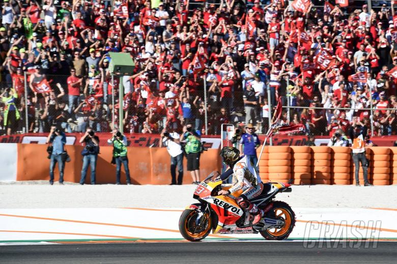 MotoGP: Marquez praise for 'incredible opponent' Dovi