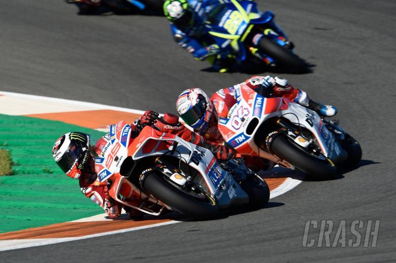 MotoGP: Lorenzo defends Valencia strategy
