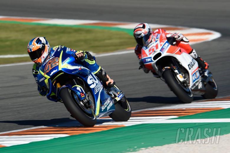 MotoGP: MotoGP rivals back Suzuki concessions