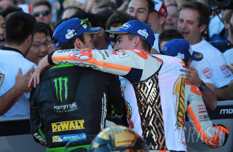 MotoGP: Marquez: Zarco scared me into making a mistake!