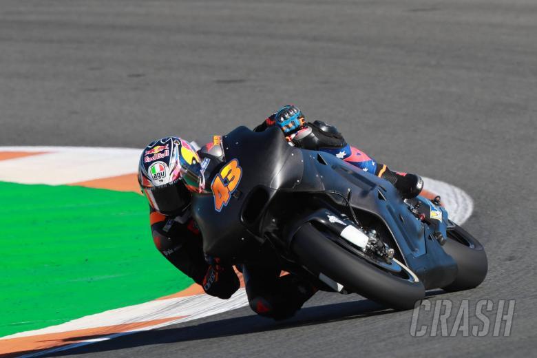 MotoGP: Miller 'having a lot of fun' on Ducati debut