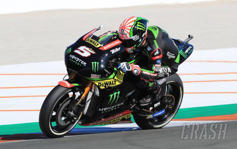 MotoGP: Valencia MotoGP test times - Tuesday (4pm)