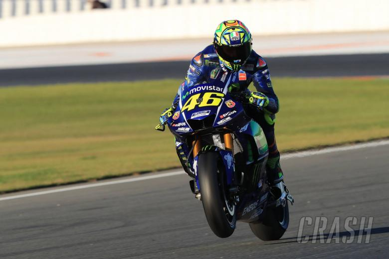 MotoGP: New engine the focus for Rossi