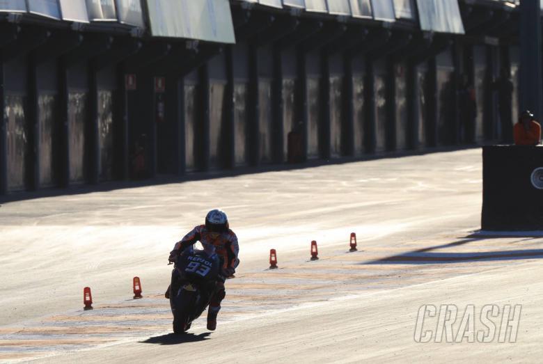 MotoGP: Valencia MotoGP test times - Wednesday (Final)