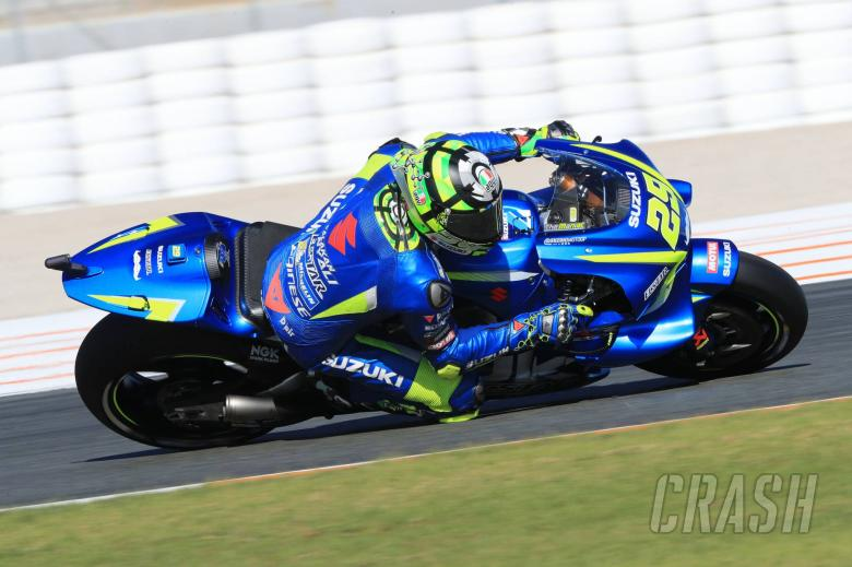 Iannone 'happy', 'pace much better than race'