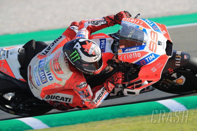 Lorenzo 'made huge effort to change'