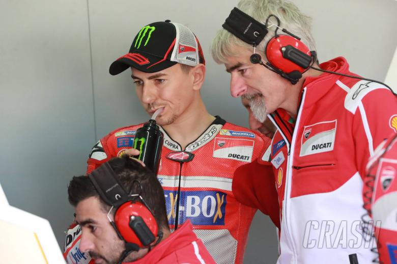 MotoGP: Lorenzo: Current bike better than 'semi-new'