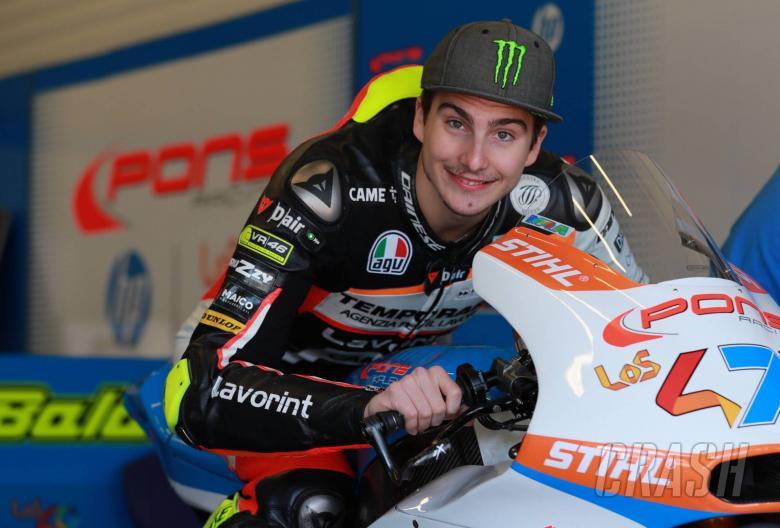 MotoGP: Moto2 Qatar - Free Practice (1) Results