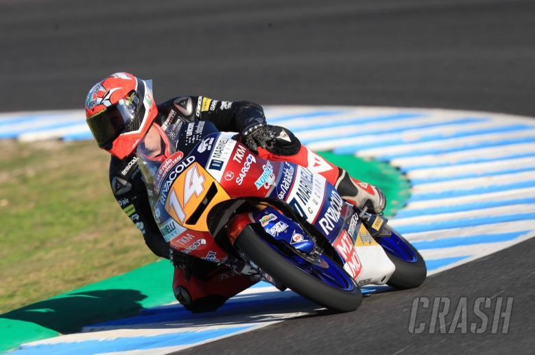 MotoGP: Jerez Moto3 test times - Wednesday