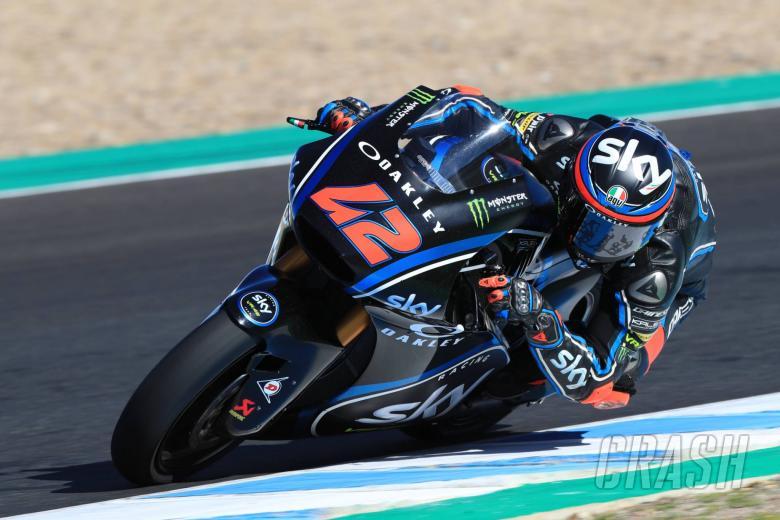 MotoGP: Jerez Moto2 test times - Monday