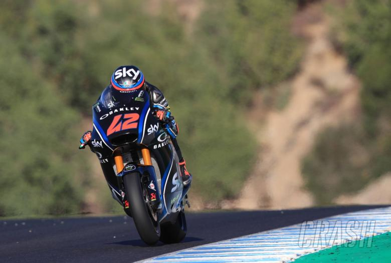 MotoGP: Jerez Moto2 test times - Tuesday