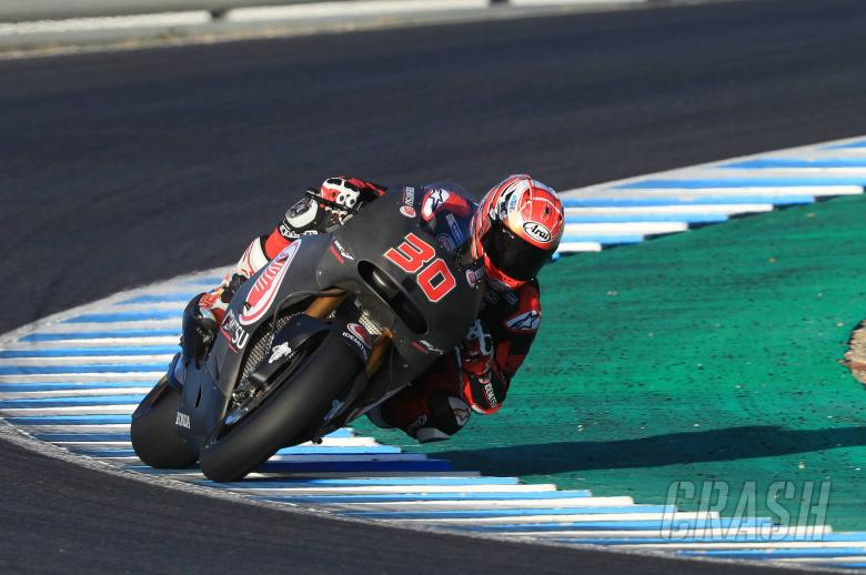 MotoGP: VIDEO: Nakagami learns the RC213V