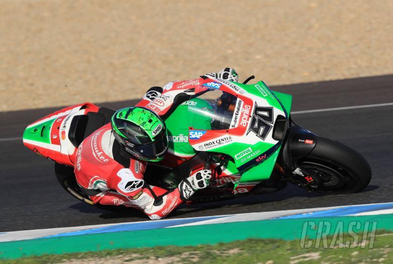 MotoGP: Laverty: It was the opposite bike!