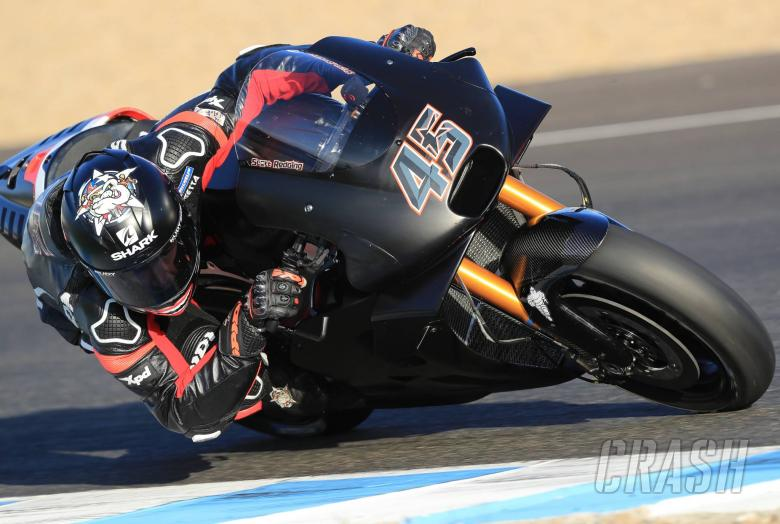 Redding: Aprilia set-up much improved in Jerez
