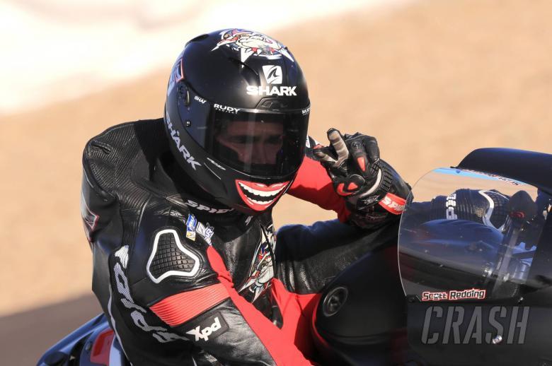 MotoGP: Redding, Aprilia set for winter weight loss