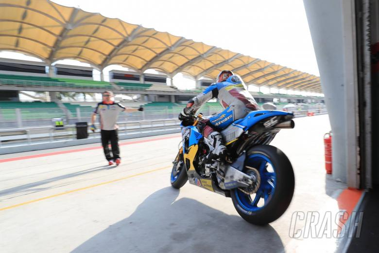 MotoGP: Luthi finding his feet in MotoGP