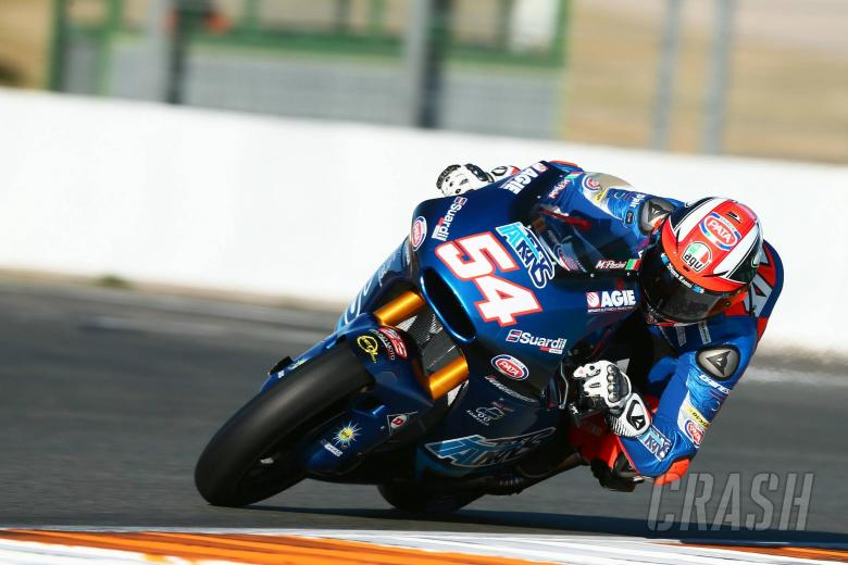 MotoGP: Valencia Moto2 test times - Thursday
