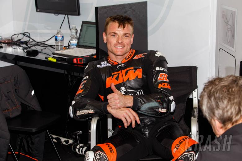 MotoGP: Sam Lowes: I'll be there to fight!