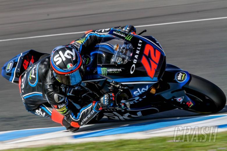MotoGP: Jerez Moto2 test times - Tuesday