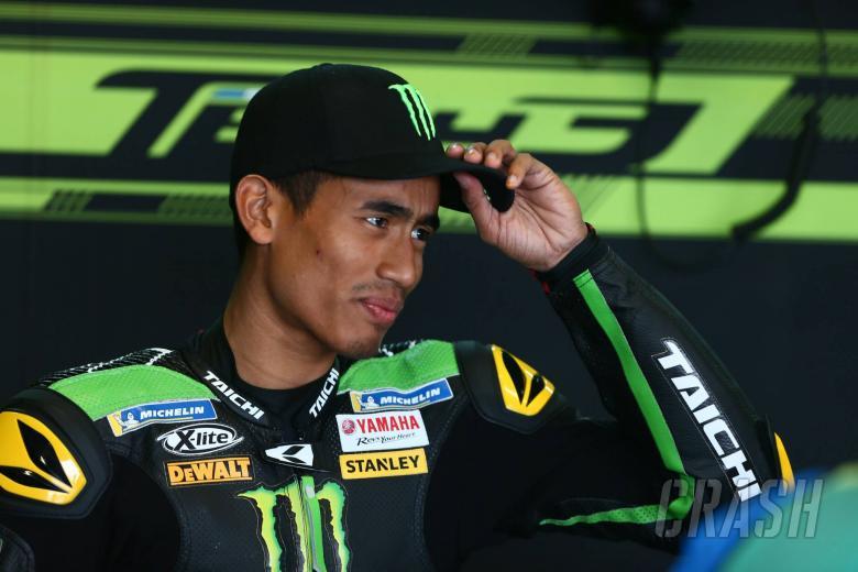 MotoGP: Hafizh Syahrin confirmed at Tech3 Yamaha for 2018 | News