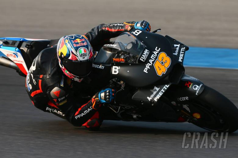 MotoGP: Miller 'hasn't been this confident since Moto3'