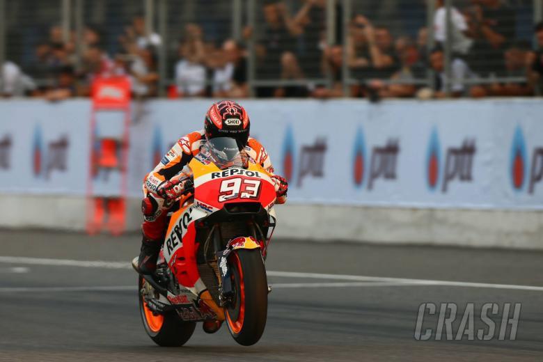 MotoGP: Marquez: Honda engine situation clearer