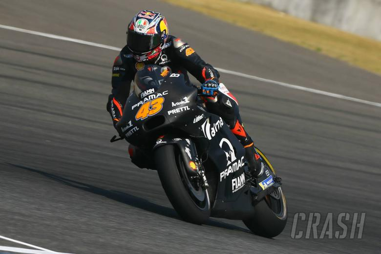 moto gp essai thailande