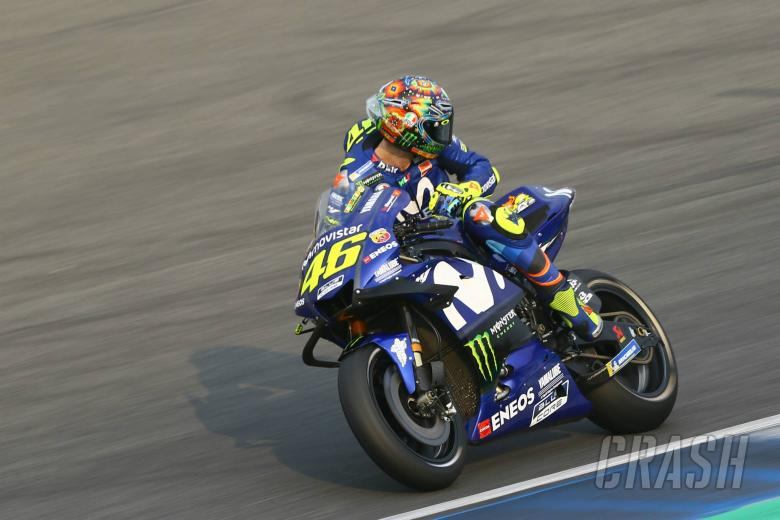 MotoGP: Rossi: A difficult day