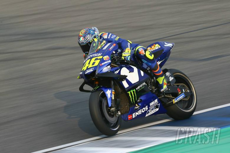 MotoGP: Rossi: We are 'correlated' to the rear tyre