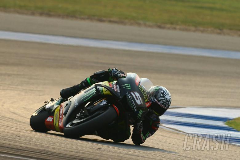MotoGP: Zarco: 'balance good, riding well, happy'